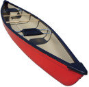 Two person 16' canoe rental